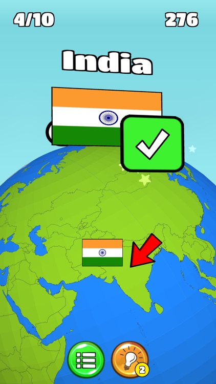 Geography Quiz (No ads) screenshot-0