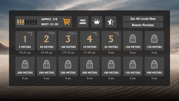 Desert Shooting FPS Simulator screenshot-4