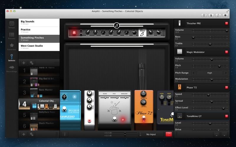 ampkit guitar amp effects app download android apk. Black Bedroom Furniture Sets. Home Design Ideas