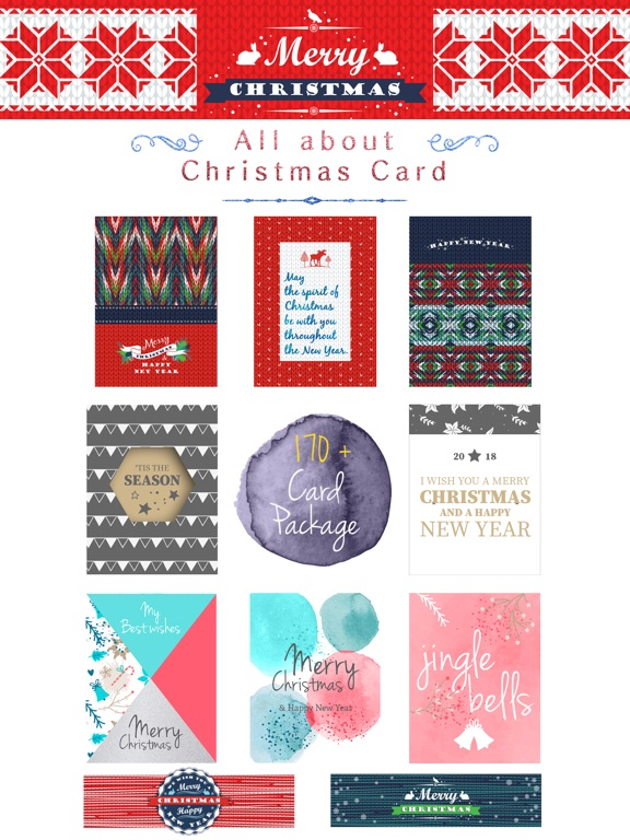 All about Christmas Card screenshot 6