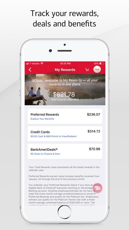 Bank of America Mobile Banking screenshot-5