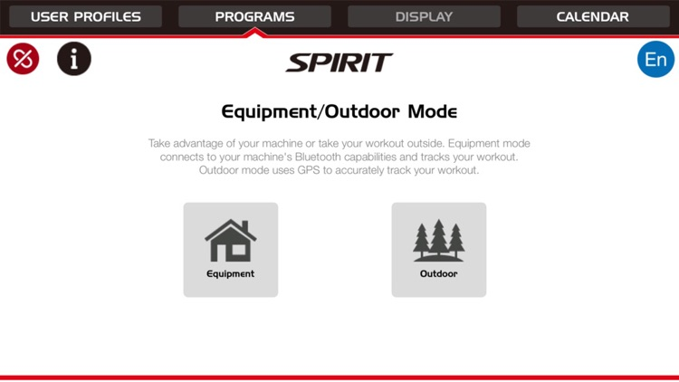 Spirit fit screenshot-0