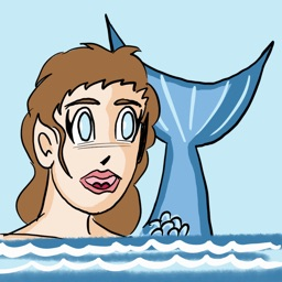 Moody Mermaids Sticker Pack