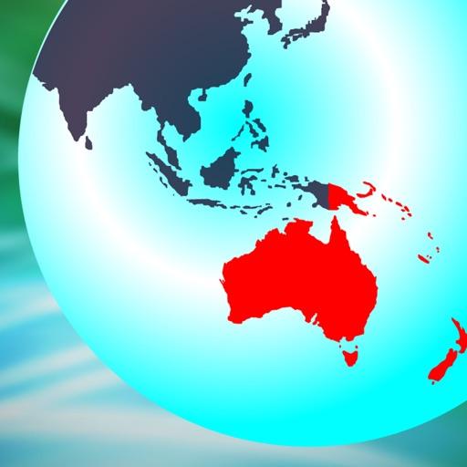 Capitals of Oceania
