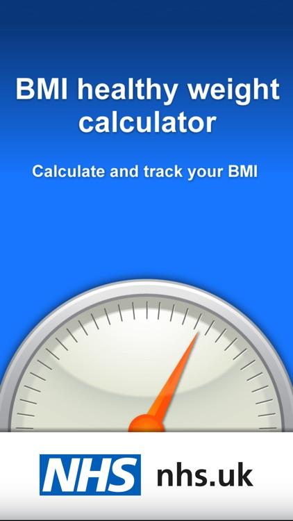 NHS BMI calculator