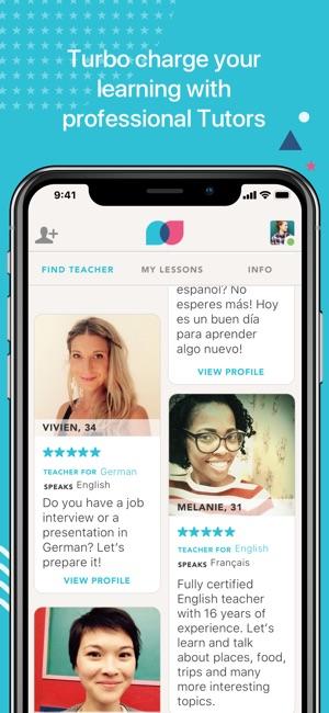 Tandem - Language Exchange on the App Store