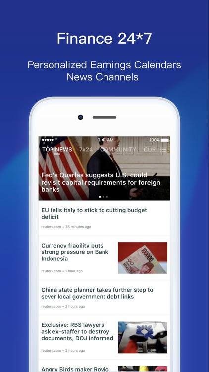 Webull - Stock Trading App screenshot-7