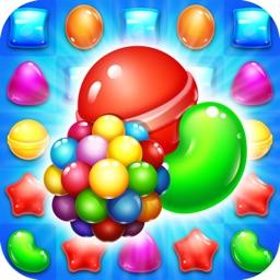 Jelly Gems match 3 puzzle