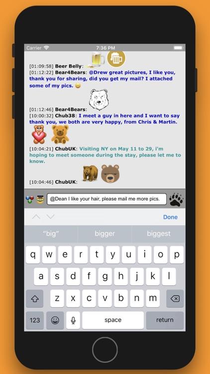 Gay Bear Chat screenshot-3