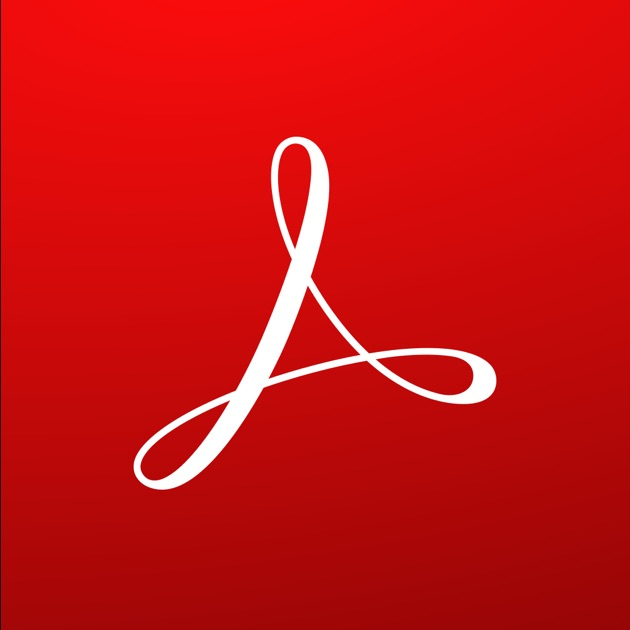 adobe acrobat reader on the app store. Black Bedroom Furniture Sets. Home Design Ideas