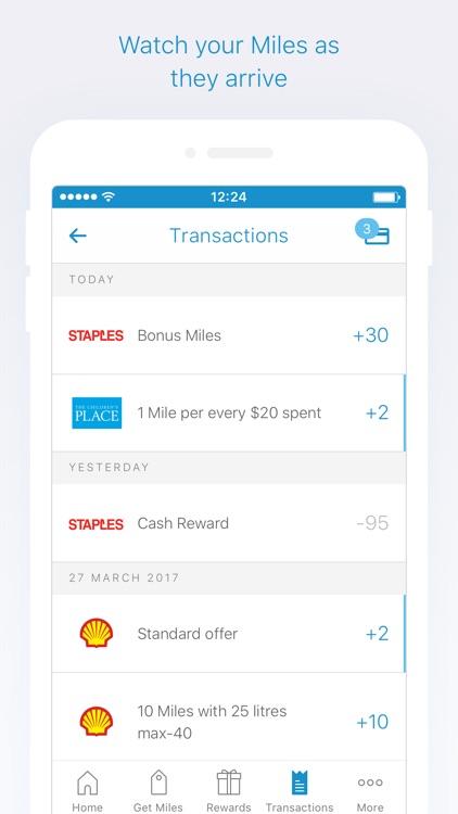 AIR MILES® Reward Program screenshot-3