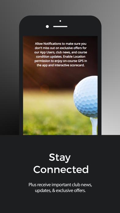 Jumeirah Golf screenshot 5