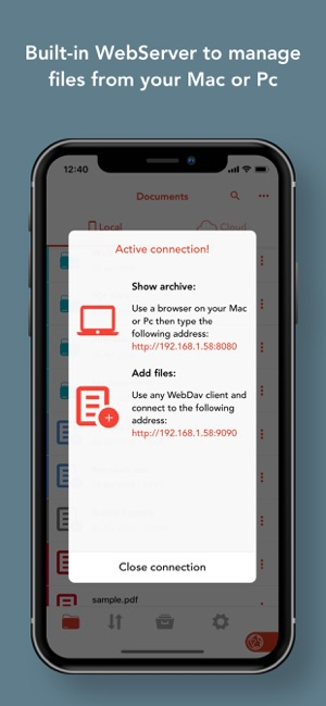 amerigo iphone sans app store