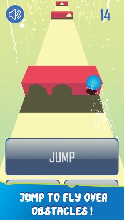 Hop Jump - Bounce Ball Zig Zag