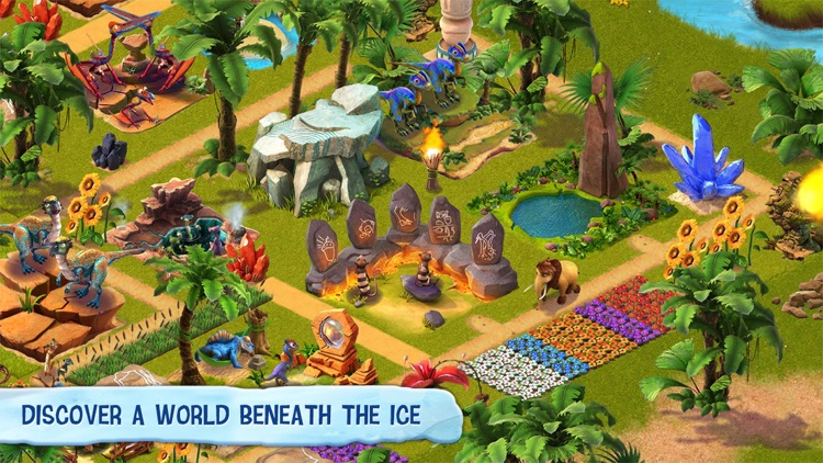 Ice Age Village screenshot-1