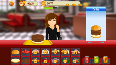 Happy Burger Shop (Fast Food) 2