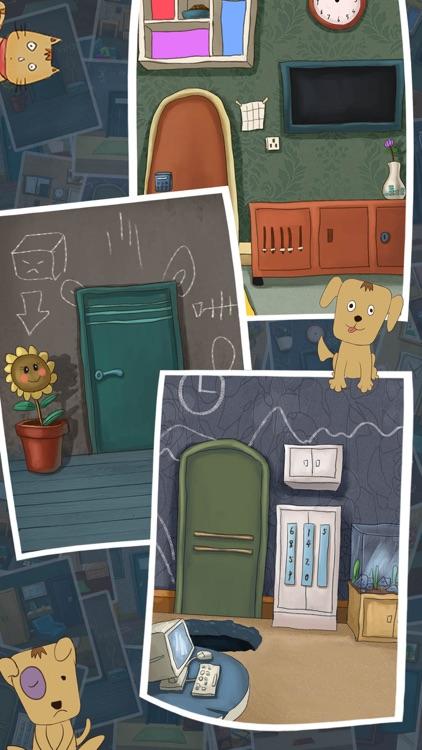 100 Doors:The Escape Challenge screenshot-3