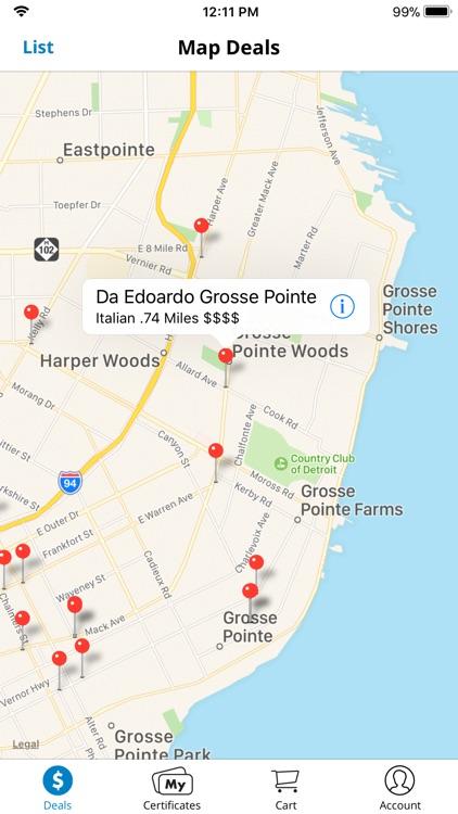 Restaurant.com screenshot-4