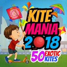 Kite Mania 2018