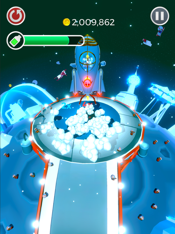 ShuttleUp! - Space Adventure screenshot 8