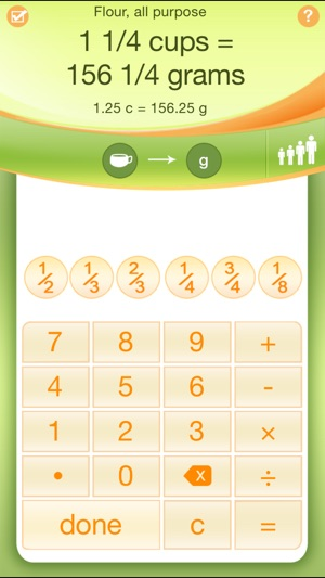 kitchen calculator pro on the app store