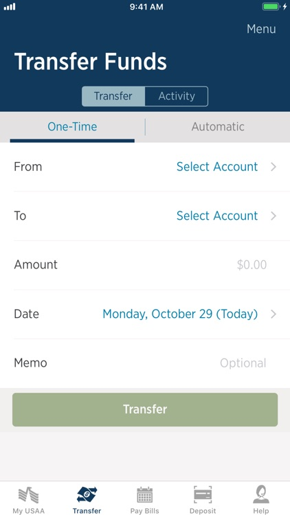 USAA Mobile screenshot-2