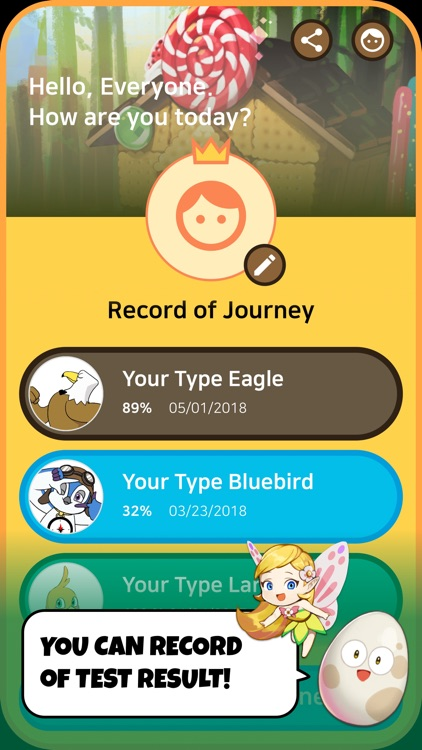 Egg Story - Personality Test screenshot-3