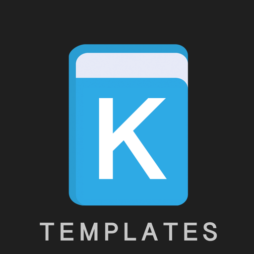 Templates for Speech Keynote