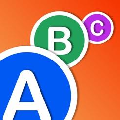 Alphabet: Letter Confidence