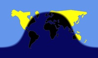 Day & Night Map TV