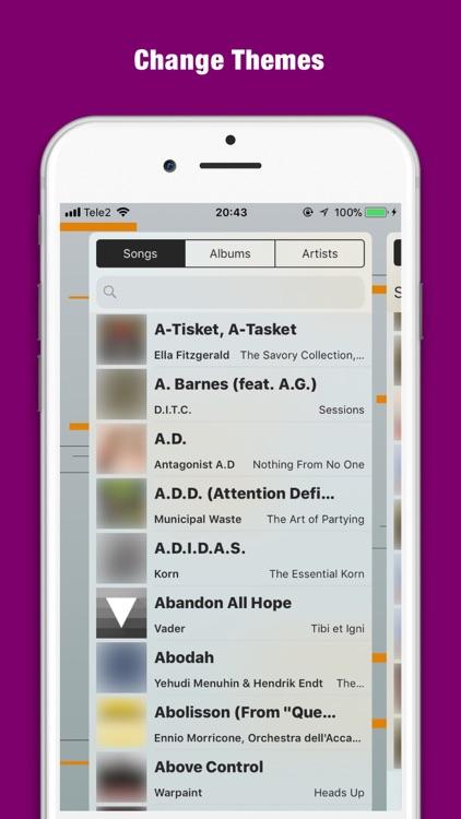 Casq Music screenshot-3