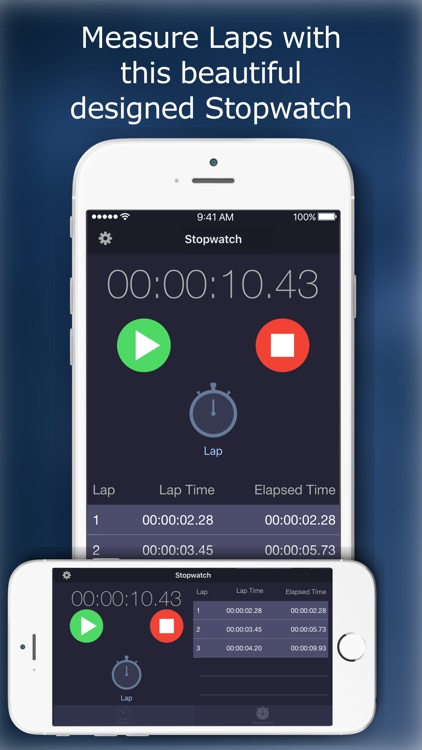 TimeTime - Stopwatch and Timer