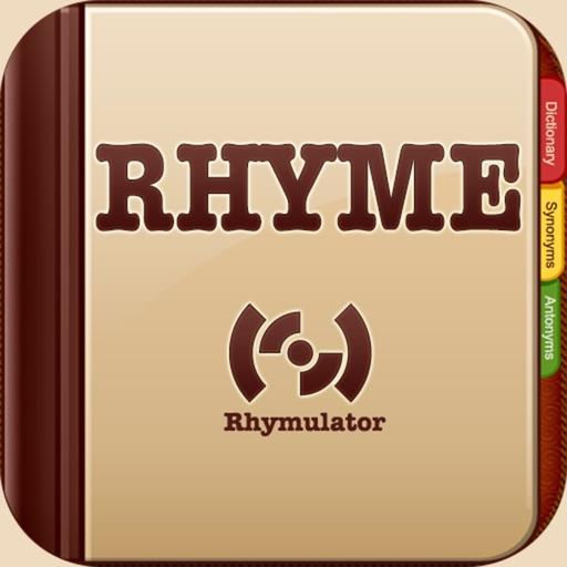 Rhymulator Rhyme Book + Editor