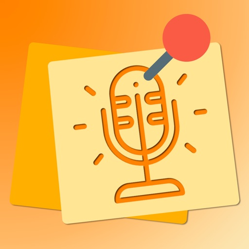 Vnotes: memo voice recorder iOS App