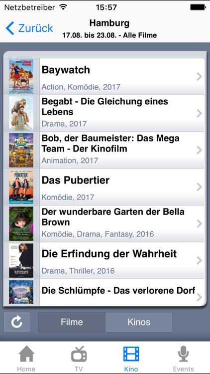 teXXas TV-, Kino- und Eventprogramm screenshot-3
