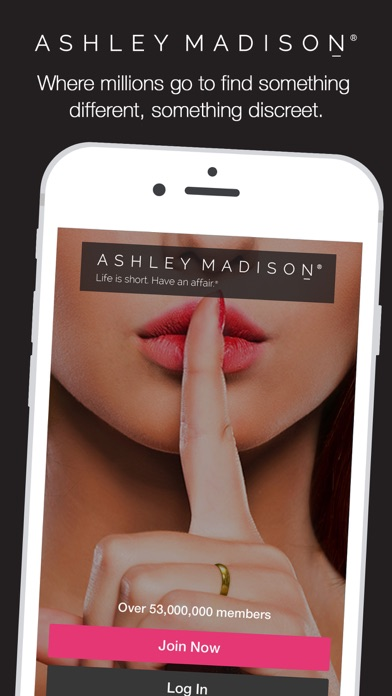Ashley Madison review screenshots