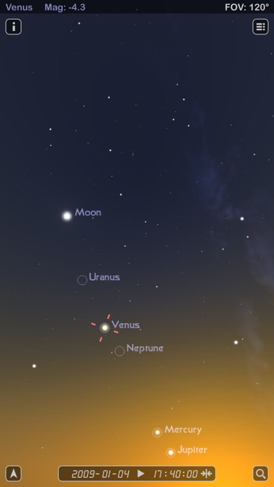 Star Rover - Stargazing Guide Screenshots