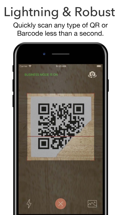 QR Code Reader - Barcode Maker screenshot-1