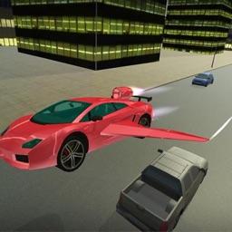 Flying Car: City Driving Sim