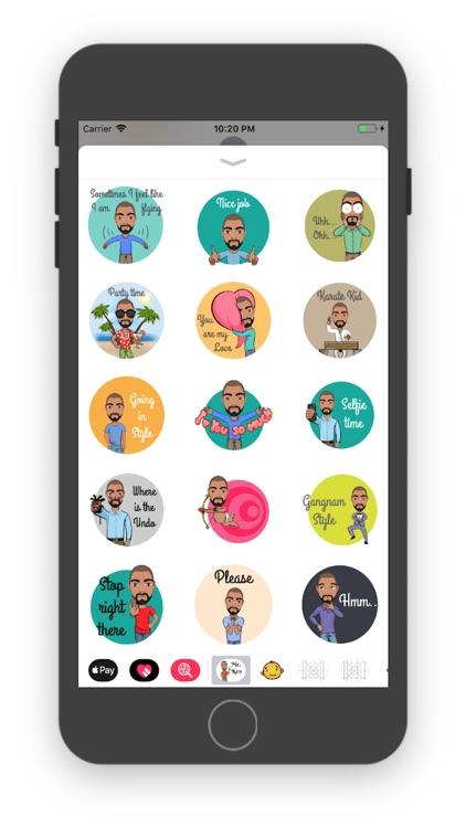 Mr. Ken - Sticker Pack