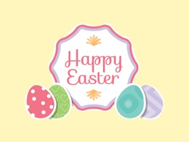 Easter - Happy Stickers pack