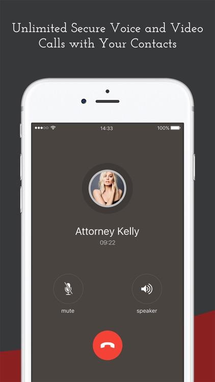 Aqua Law Secure Messenger screenshot-3