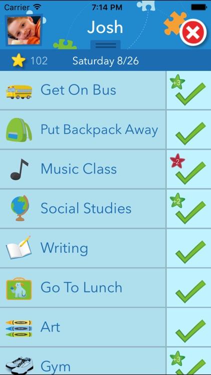 Chore Pad: Chores & Rewards, Beautifully Themed screenshot-3