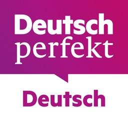 Deutsch perfekt lernen
