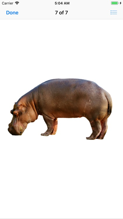 My Hippo Sticker Pack screenshot-5