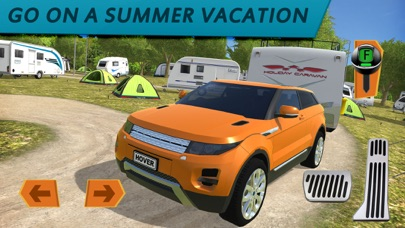 Camper Van Beach Resort App 截图