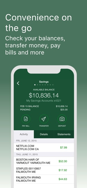Td Bank Us On The App Store