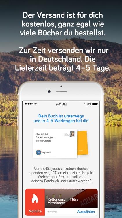 20squares – dein Fotobuch. screenshot-4