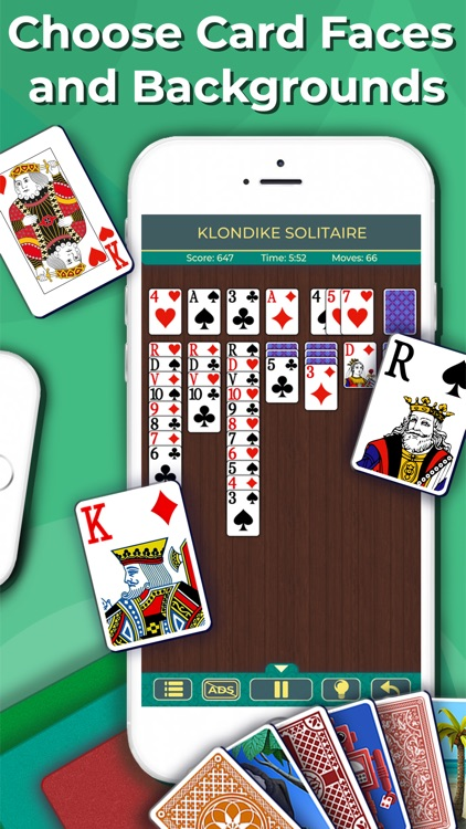 Solitaire Klondike Classic. screenshot-4