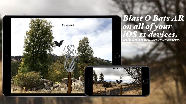 Blast O Bats AR screenshot-3